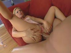 Sodomie hard pour blonde salope - Porno - MESVIP